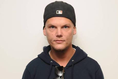 Tim Bergling alias Avicii starb am 20. April