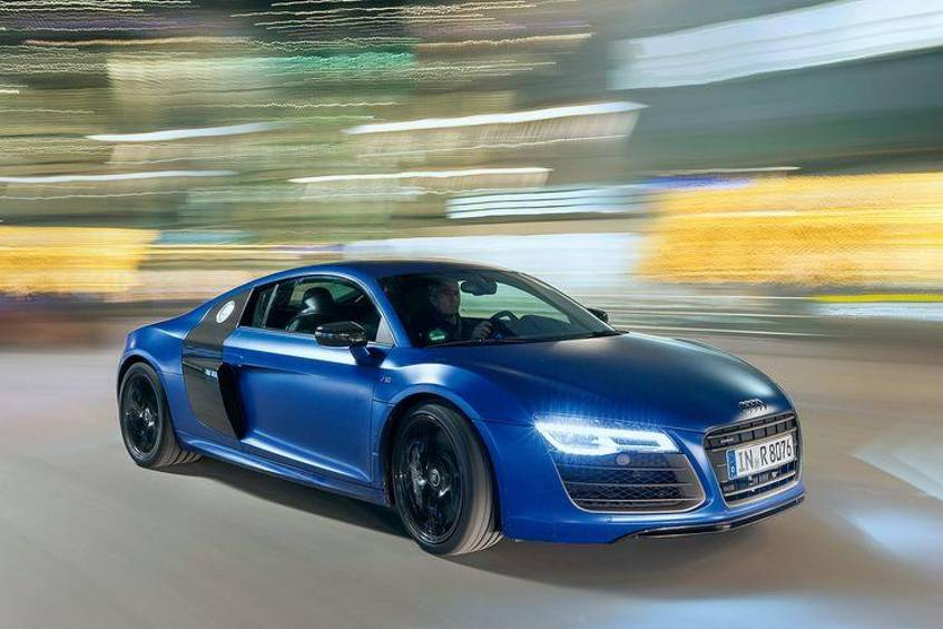 Audi R8 V10 Plus Im Test