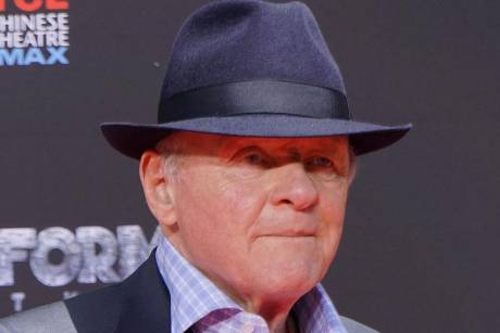 Eindeutig kein Familienmensch: Sir Anthony Hopkins