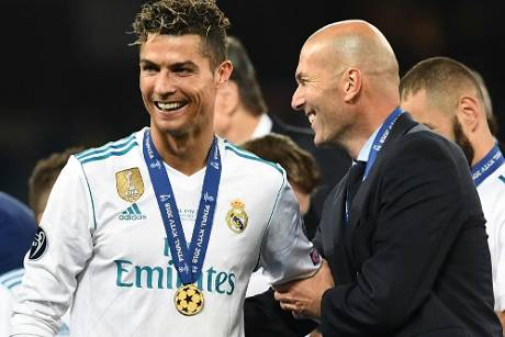 Nach Champions-League-Finale: Ronaldo deutet Abschied von Real an