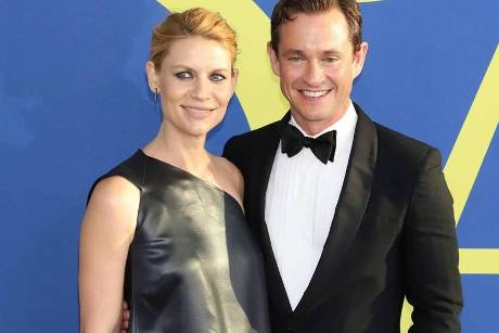 Claire Danes und Hugh Dancy bei den CFDA Awards