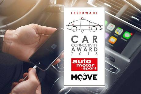 Car Connectivity Award 2018 Teaser