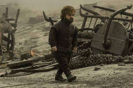 "Peter Dinklage ist für seine Rolle des Tyrion Lennister in ""Game of Thrones"" nominiert"