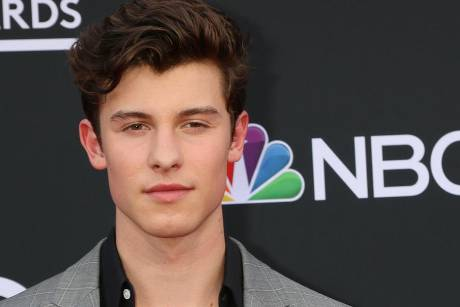 Shawn Mendes bei den Billboard Music Awards in Las Vegas