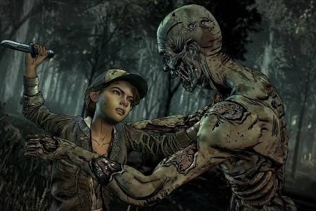 "Clementines Reise geht in ""The Walking Dead: The Final Season"" zu Ende"