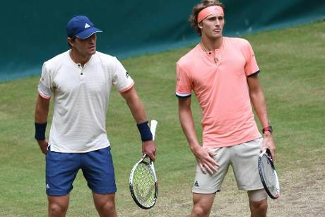 Zverev gegen Zverev: Bruderduell in Washington