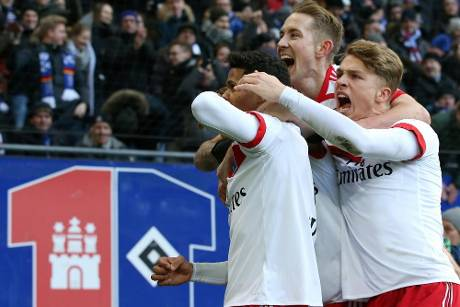 HSV: Holtby mahnt Geduld mit Arp an