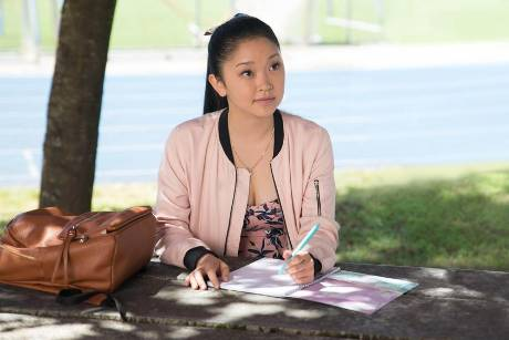 """Lana Condor spielt in """"To All the Boys I've Loved Before"""" Hauptfigur Lara Jean Song Covey"""