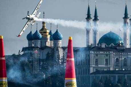 Red Bull Air Race: Dolderer verpasst Top-Ergebnis in Kasan