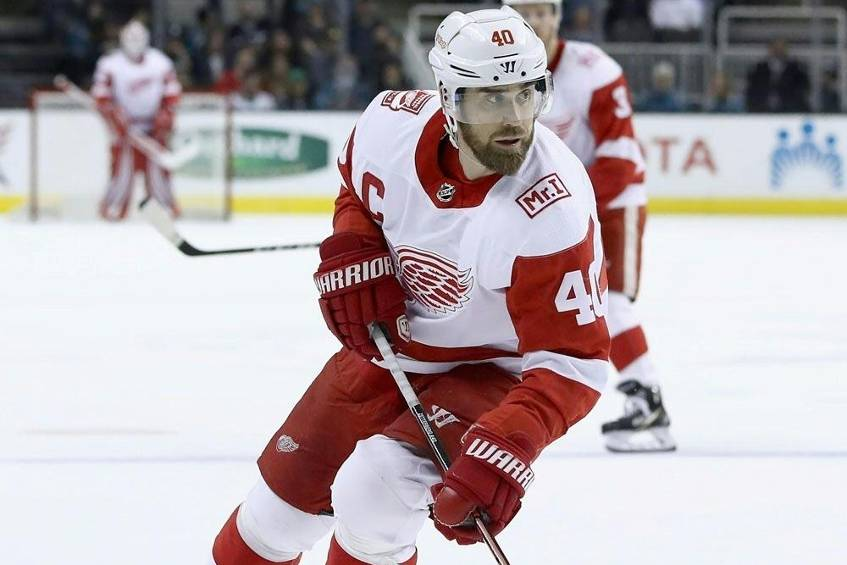 Red-Wings-Legende Zetterberg muss NHL-Karriere beenden
