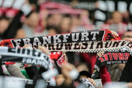 Frankfurt: Public Viewing von Europa-League-Geisterspiel
