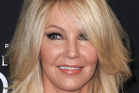 Heather Locklear auf einem Event in Beverly Hills