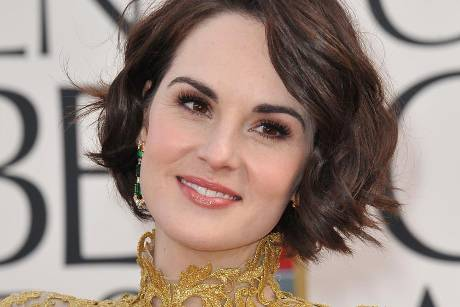 "Im ""Downtown Abbey""-Kinofilm zu sehen: Michelle Dockery alias Lady Mary Crawley"