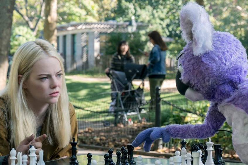 Netflix Serie Maniac Mit Emma Stone Science Fiction Im Auenland
