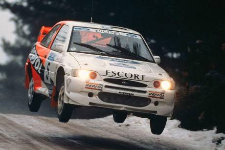 Ford Escort RS Cosworth 1997 Carlos Sainz