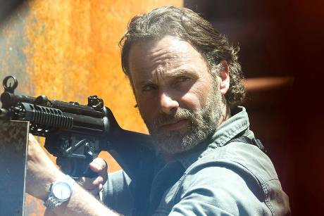 """Andrew Lincoln spielt in """"The Walking Dead"""" Rick Grimes"""