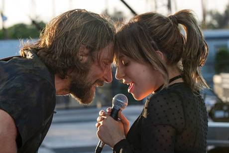 "Die Chemie stimmt: Bradley Cooper und Lady Gaga in ""A Star Is Born"""