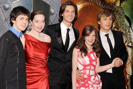 "Skandar Keynes, Anna Popplewell, Ben Barnes, Georgie Henley, William Moseley waren die Hauptdarsteller in den ""Narnia""-Filmen"