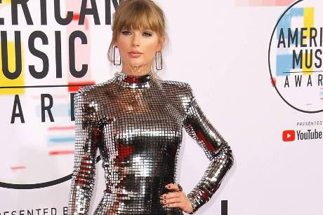 Taylor Swift bei den American Music Awards in Los Angeles
