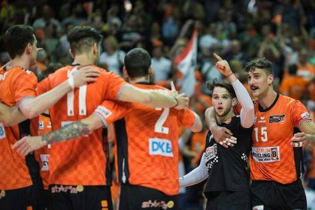 Liga-Start: Erneuerte BR Volleys peilen vierten Titel in Serie an