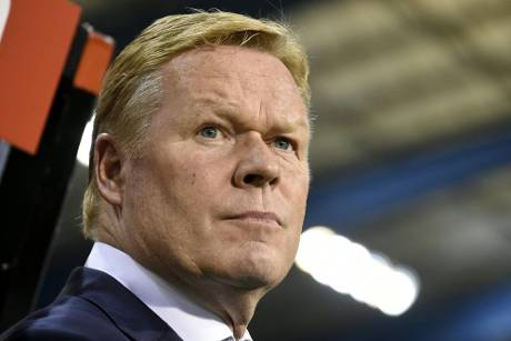 Nach Remis in Belgien: Koeman will Nations-League-Gruppe gewinnen