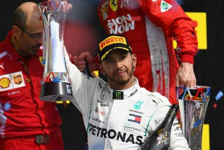 So wird Lewis Hamilton in Mexiko Formel-1-Weltmeister