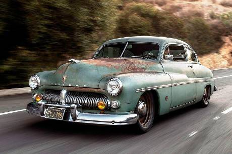 10/2018, 1949 Mercury Coupe von Icon