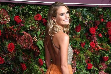 Model Cressida Bonas bei den Evening Standard Theatre Awards 2018