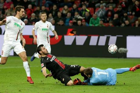 Zungenbiss des Tages: Andreas Luthe (FC Augsburg)