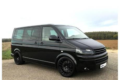 12/2018, TH Automobile VW T5 Multivan Porsche 997/1 Turbo