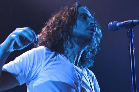 Chris Cornell begang 2017 Selbstmord