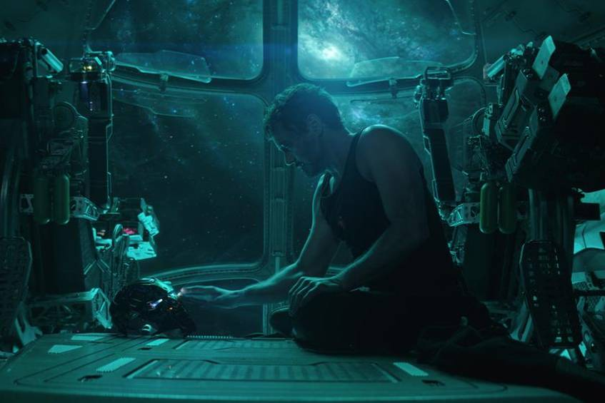 "Was erwartet Tony Stark aka Iron Man (Robert Downey Jr.) in ""Avengers: Endgame""?"