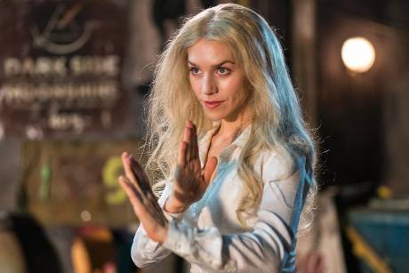 """Julia Dietze in """"Iron Sky: The Coming Race"""""""