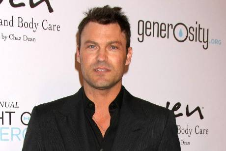 Brian Austin Green zollt Co-Star Luke Perry Tribut