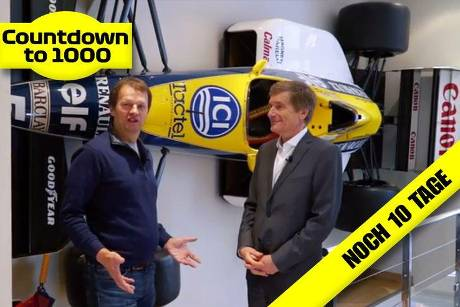 Thierry Boutsen - Interview
