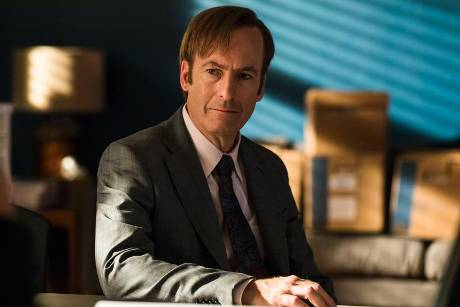 "Bob Odenkirk alias Saul Goodman in ""Better Call Saul"""