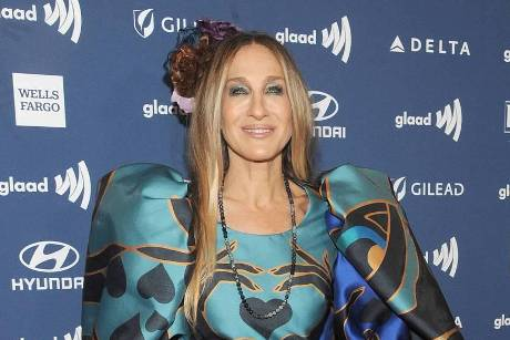 Sarah Jessica Parker bei den GLAAD Media Awards in Manhattan