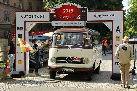 Paul Pietsch Classic 2019 Startplatz-Auktion