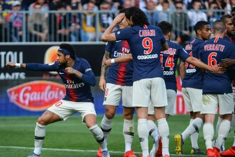 Frankreich: PSG siegt in Angers