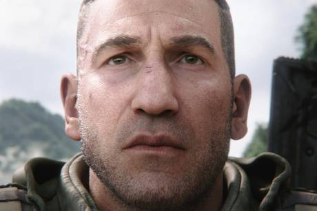 "Jon Bernthal im kommenden ""Tom Clancy's Ghost Recon Breakpoint"""