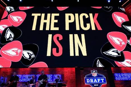 NFL-Draft 2021 in Cleveland, 2023 in Kansas City
