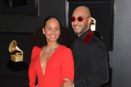 Alicia Keys und Swizz Beatz