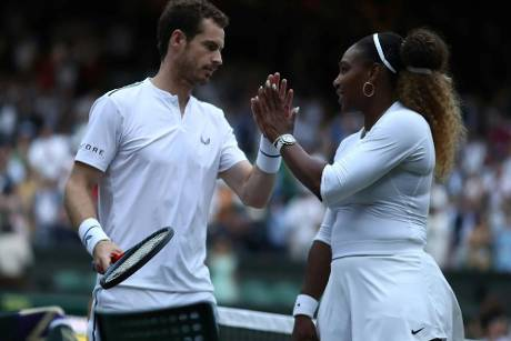 Duo Murray/Williams gewinnt auch zweites Match im Mixed