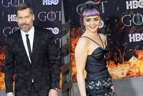 "Nikolaj Coster-Waldau und Maisie Williams sind für das ""Game of Thrones""-Panel angekündigt"