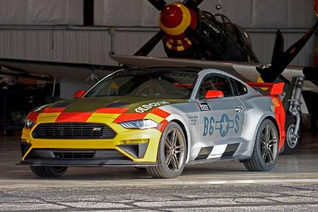 """07/2019, Roush Ford Mustang """"Old Crow"""""""