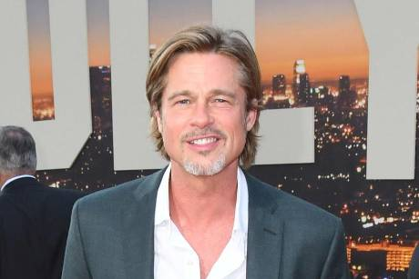"""Brad Pitt bei der Premiere von """"Once Upon a Time... in Hollywood"""" in Los Angeles"""