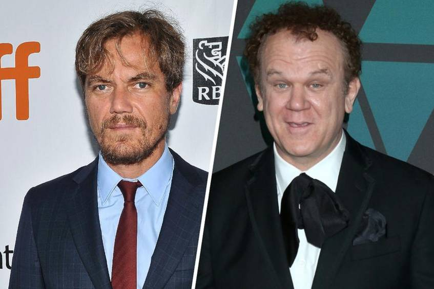 "John C. Reilly (r.) wird Michael Shannon (l.) in der HBO-Serie ""Lakers"" ablösen"