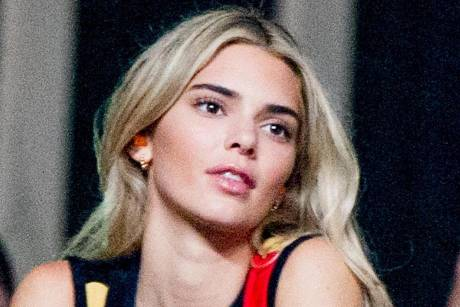 US-Model Kendall Jenner am Montag in London