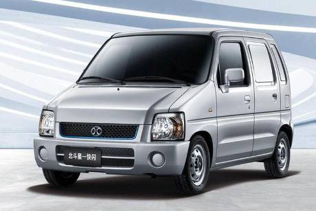 China Suzuki Wagon EV