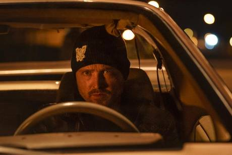 "Auf der Flucht: ""Breaking Bad""-Legende Jesse Pinkman alias Aaron Paul"